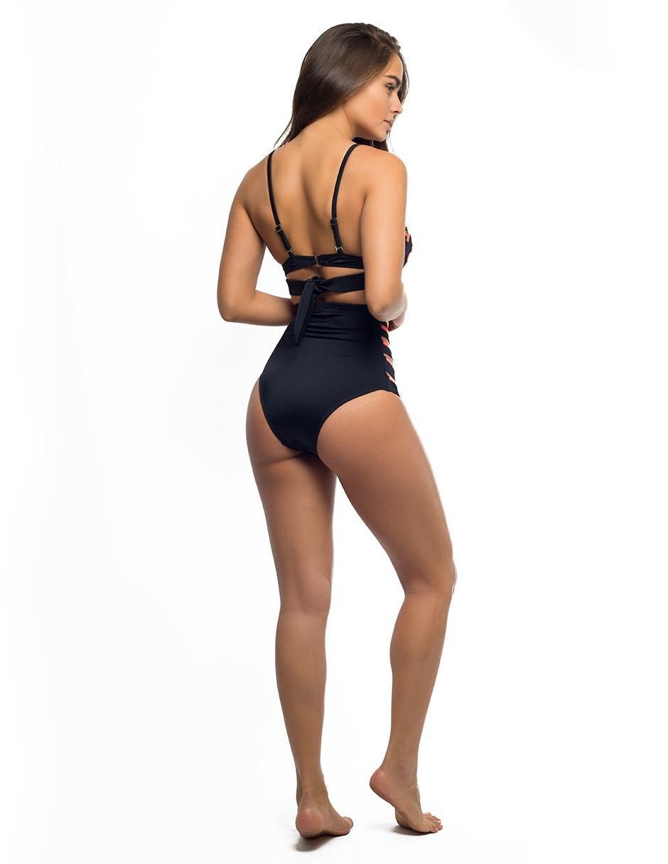 159d1fd01d14 Bikini calzón Mildred Rubin alto negro en Liverpool